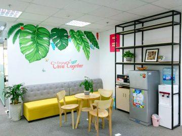 Belink Office Lê Đại Hành