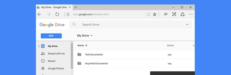 phần mềm làm việc từ xa Google Drive