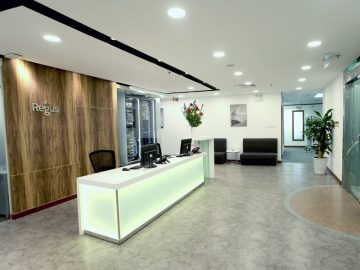 Regus Hanoi Tower