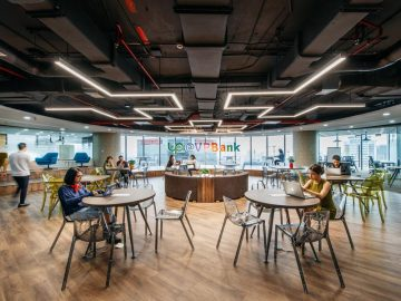 Up Coworking Láng Hạ