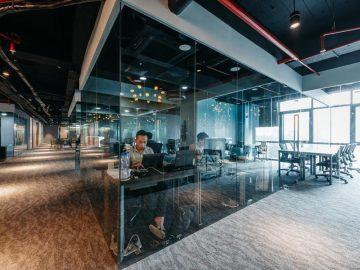 Up Coworking Lương Yên