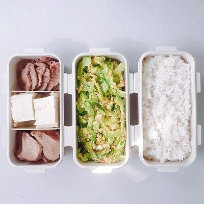 Menu cơm trưa thứ 3 2