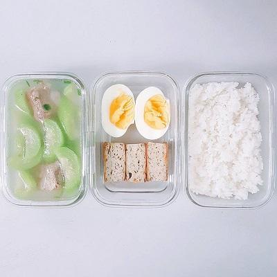 Menu cơm trưa thứ 2 1