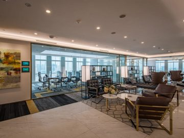 CEO Suite VCB Tower