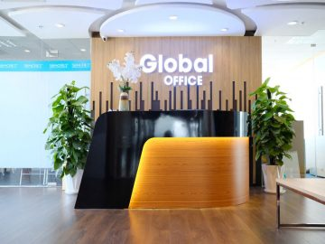 Global Office AB Tower