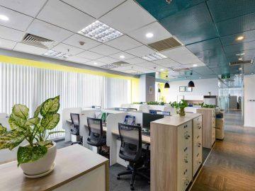 Sen Office Vincom Center