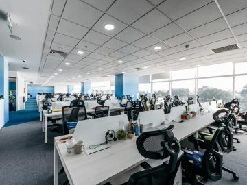 Up Coworking Cộng Hòa