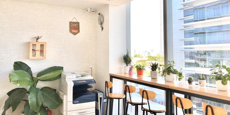 văn phòng ảo tại 5S Office Viettel