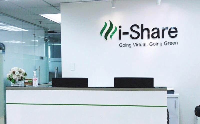 văn phòng ảo tại I-Share Office Quận 3