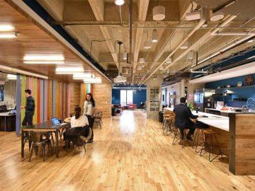 Top 6+ Coworking Space – Văn phòng chia sẻ đẹp nhất