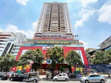Tòa nhà 131 Trần Phú