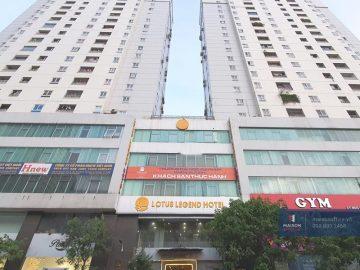 Tòa nhà 197 Trần Phú