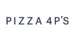 Pizza 4P's Logo