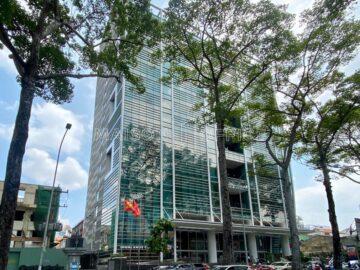 Tòa nhà Báo SG Giải Phóng