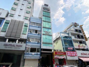 Hoàn Vũ Office Building